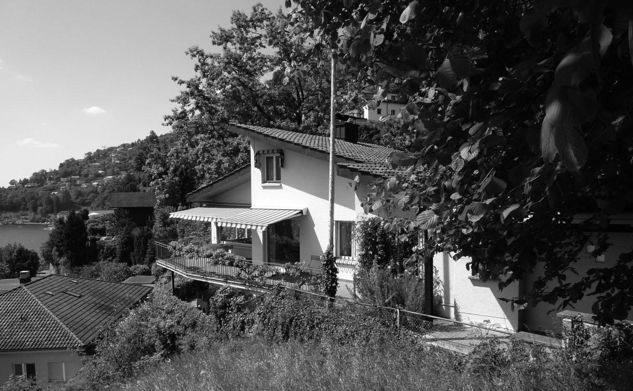 Vor Umbau von Architekturbüro Forsberg in Basel