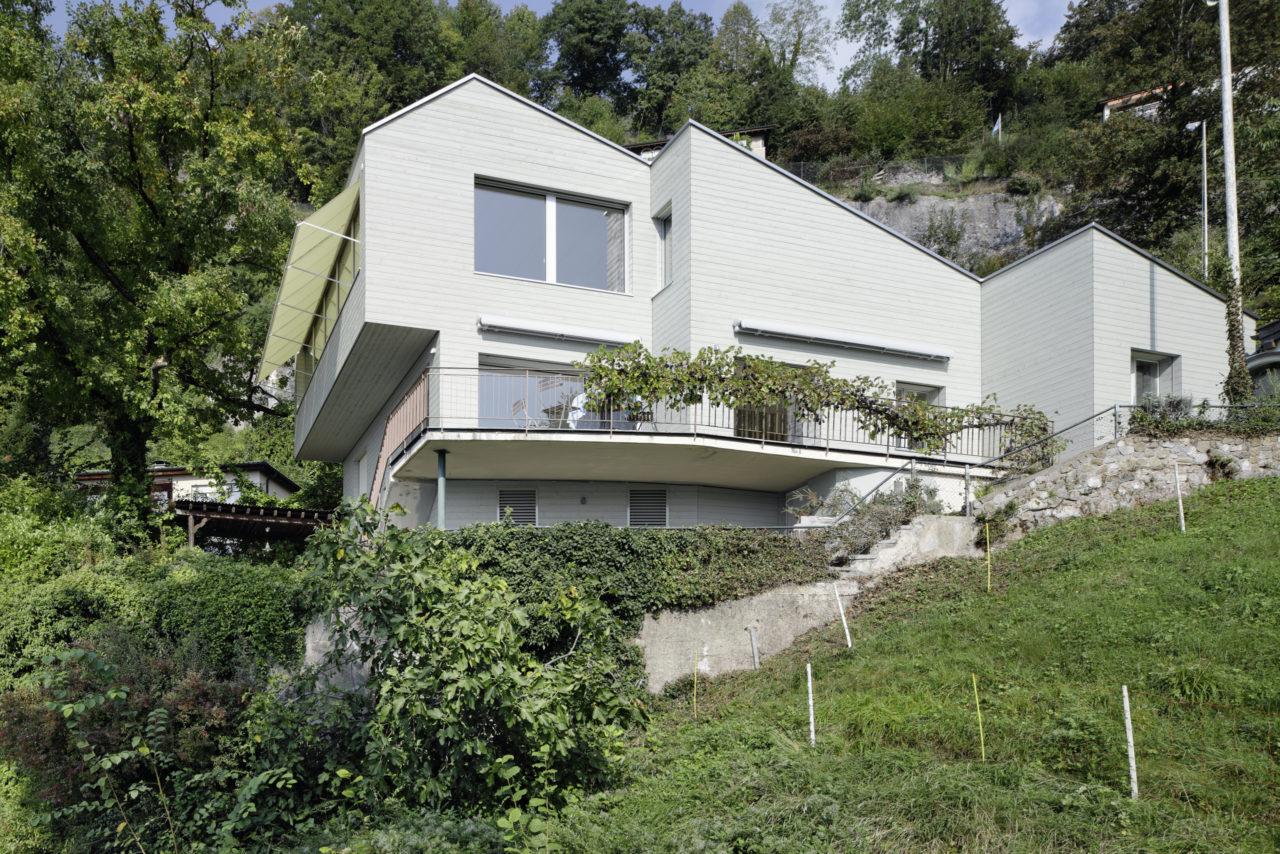 Nach Umbau von Architekturbüro Forsberg in Basel