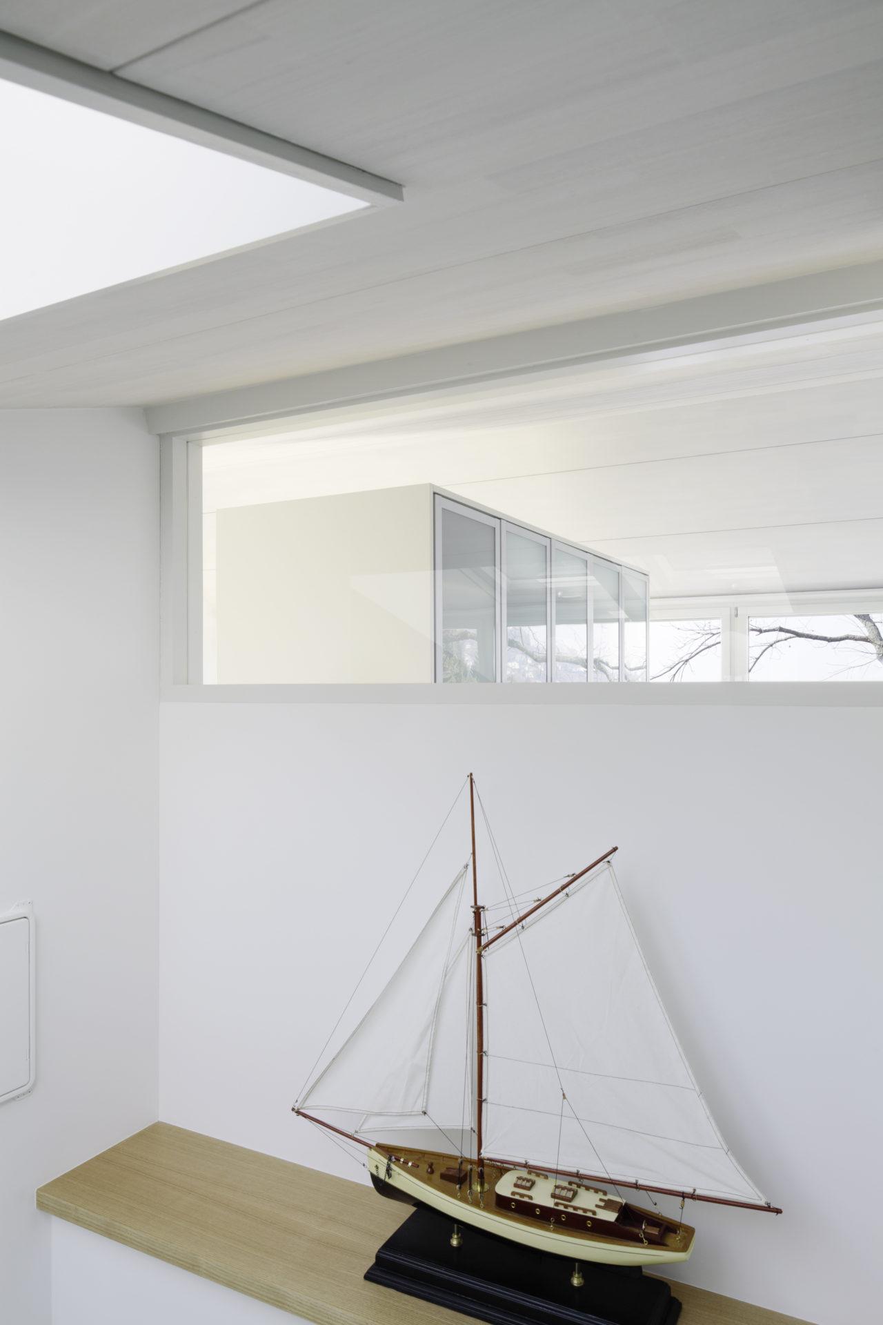 Bad nach Umbau von Architekturbüro Forsberg in Basel